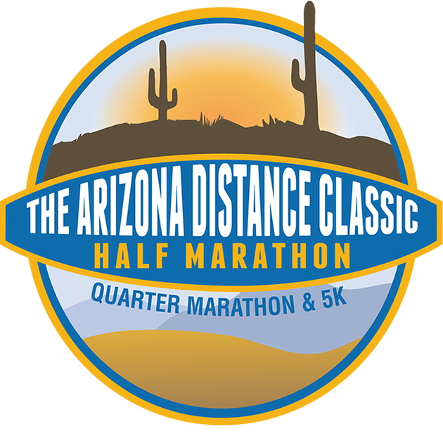 Arizona distance Classic - Logo - No Year